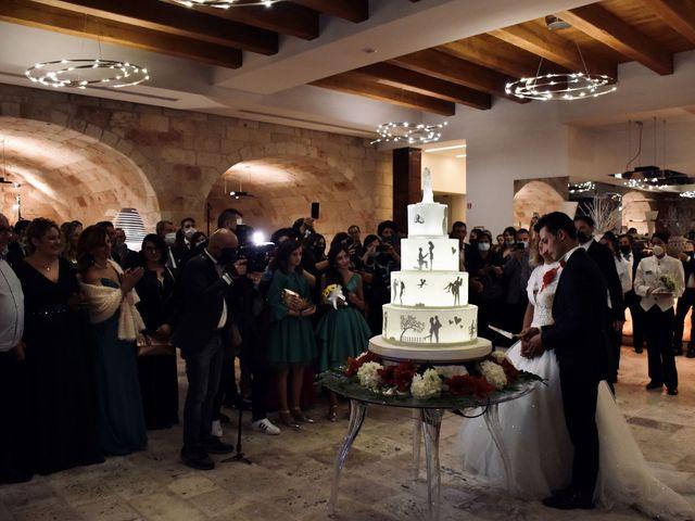 Il matrimonio di Giuseppe e Daniela a Fasano, Brindisi 52