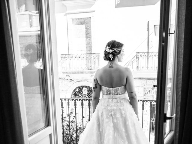 Il matrimonio di Michele e Miriam a Gravina in Puglia, Bari 10