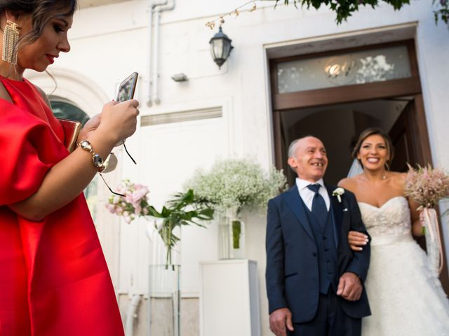 Il matrimonio di Michele e Miriam a Gravina in Puglia, Bari 16