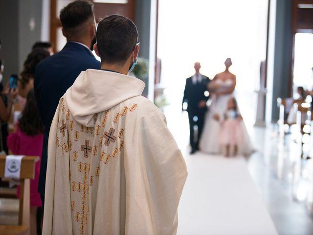 Il matrimonio di Michele e Miriam a Gravina in Puglia, Bari 18