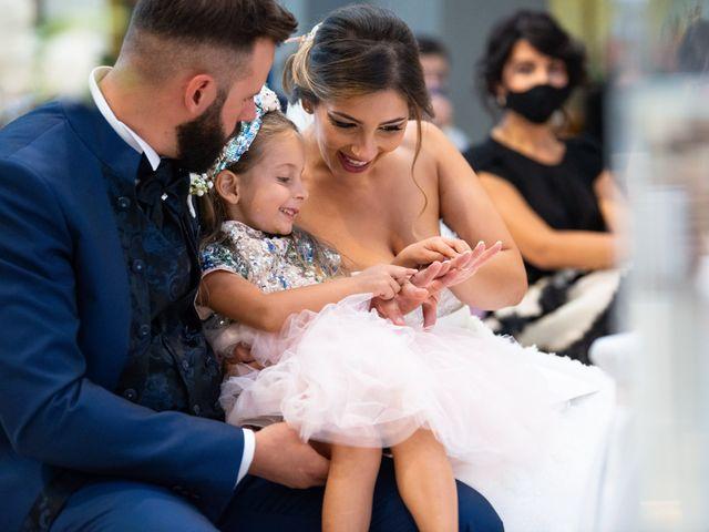 Il matrimonio di Michele e Miriam a Gravina in Puglia, Bari 22