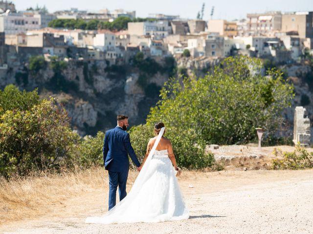Il matrimonio di Michele e Miriam a Gravina in Puglia, Bari 25
