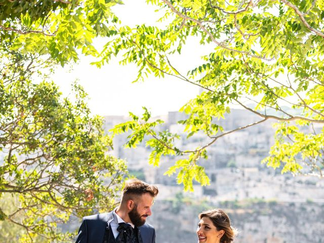 Il matrimonio di Michele e Miriam a Gravina in Puglia, Bari 29
