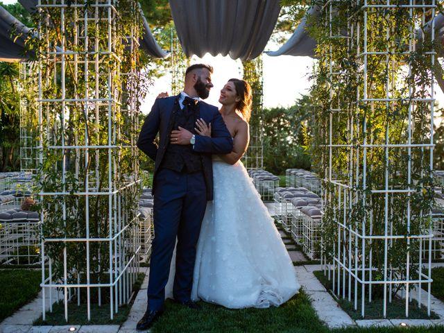 Il matrimonio di Michele e Miriam a Gravina in Puglia, Bari 46