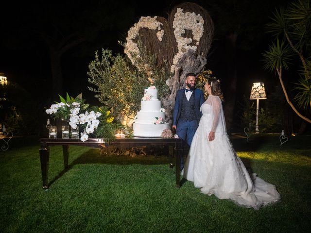 Il matrimonio di Michele e Miriam a Gravina in Puglia, Bari 51