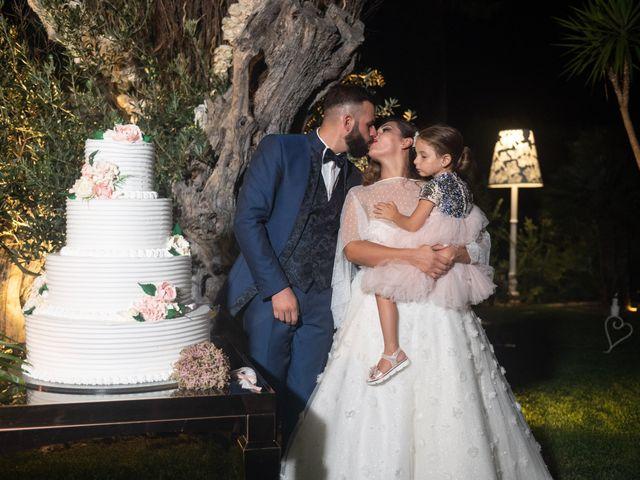 Il matrimonio di Michele e Miriam a Gravina in Puglia, Bari 52