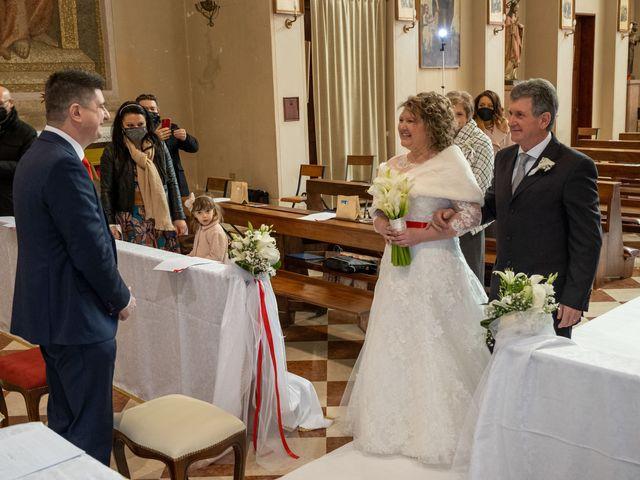 Il matrimonio di Amelio e Silvia a Rosolina, Rovigo 14