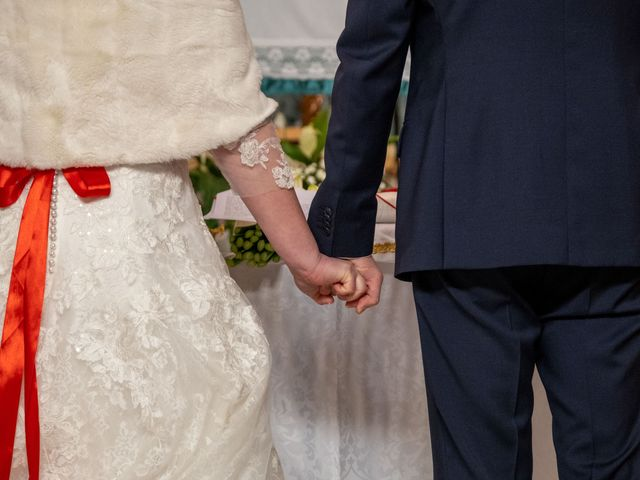 Il matrimonio di Amelio e Silvia a Rosolina, Rovigo 15