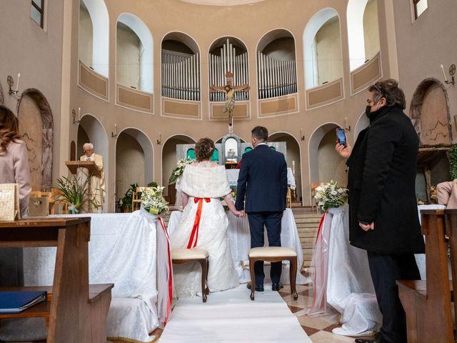 Il matrimonio di Amelio e Silvia a Rosolina, Rovigo 16