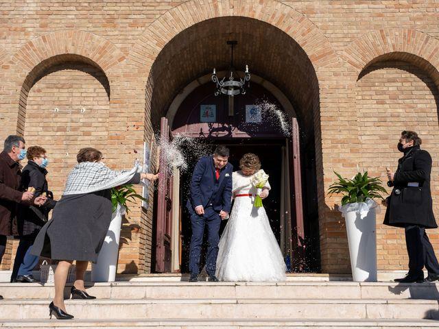 Il matrimonio di Amelio e Silvia a Rosolina, Rovigo 20