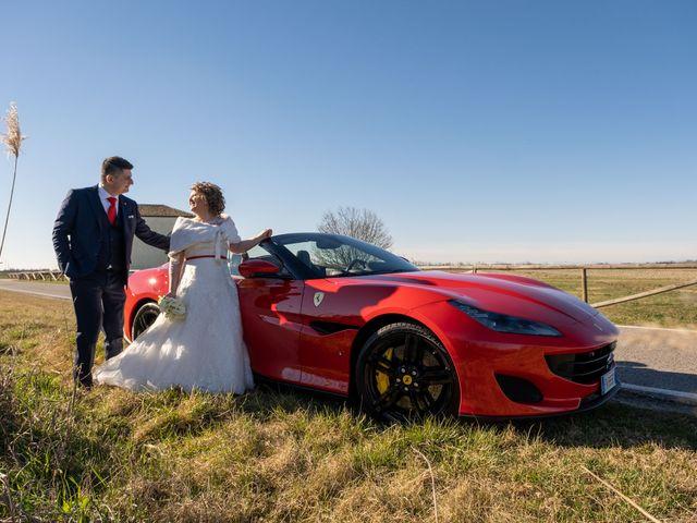 Il matrimonio di Amelio e Silvia a Rosolina, Rovigo 22