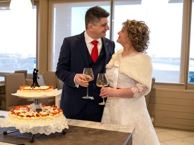 Il matrimonio di Amelio e Silvia a Rosolina, Rovigo 28