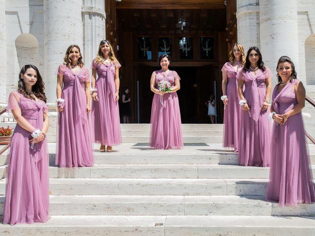 Il matrimonio di Viviana e Renzo a Roma, Roma 7