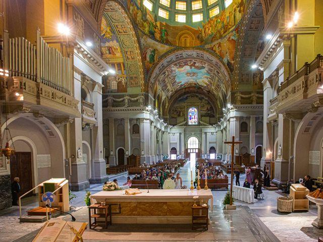 Il matrimonio di Viviana e Renzo a Roma, Roma 9