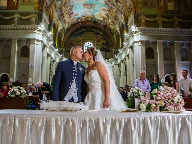 Il matrimonio di Viviana e Renzo a Roma, Roma 11