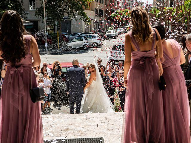 Il matrimonio di Viviana e Renzo a Roma, Roma 12