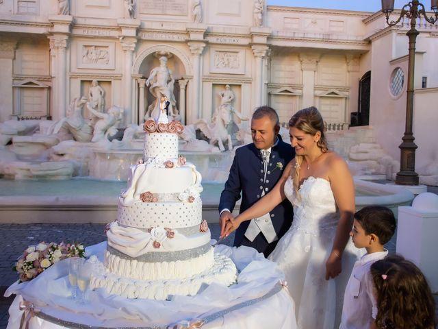 Il matrimonio di Viviana e Renzo a Roma, Roma 22
