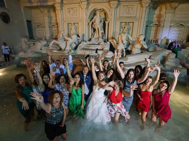 Il matrimonio di Viviana e Renzo a Roma, Roma 23