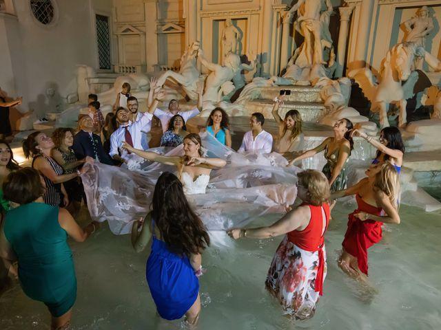 Il matrimonio di Viviana e Renzo a Roma, Roma 24