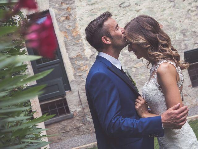 le nozze di Nicoletta e Dario