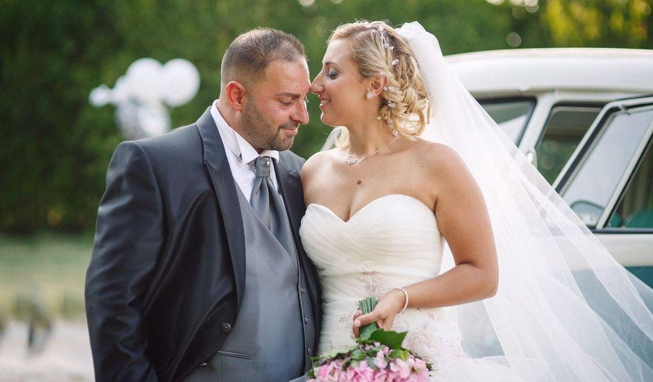 Il matrimonio di Andrea  e Valentina a Coriano, Rimini