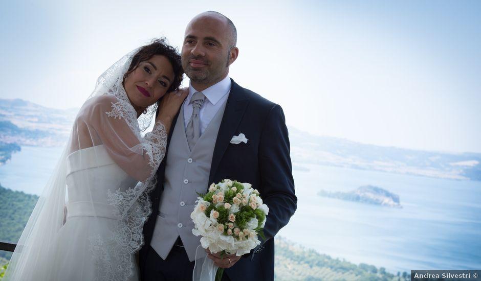 Il matrimonio di Stefano e Marina a Montefiascone, Viterbo