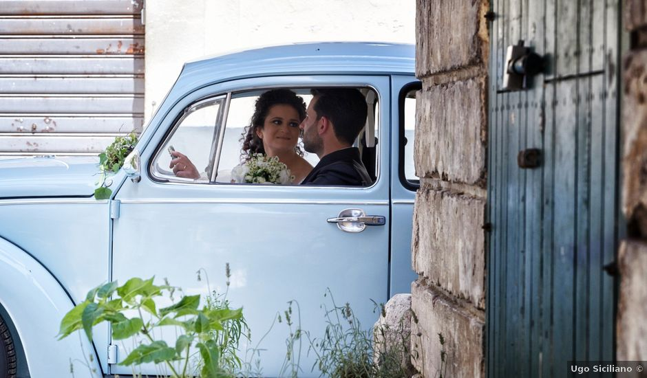 Il matrimonio di Mike e Federica a Modica, Ragusa