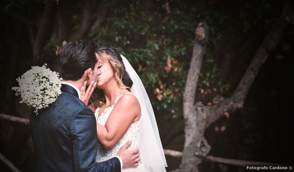 Il matrimonio di Giuseppe e Daniela a Fasano, Brindisi