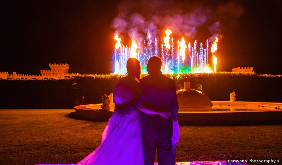 Il matrimonio di Viviana e Renzo a Roma, Roma