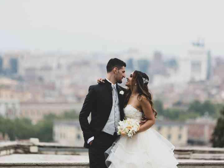 le nozze di Susanna e Marco