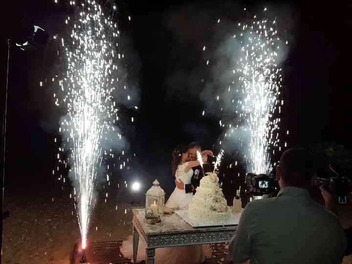 le nozze di Salvatore e Veronica