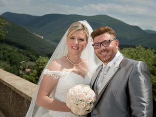 Le nozze di Tania e Giulio 1