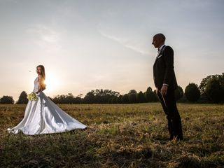 Le nozze di Hazel e Ale