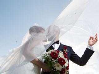 Le nozze di Jessica e Giacomo