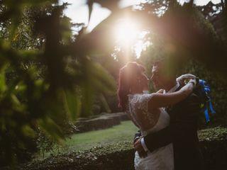 Le nozze di Serena e Salvatore