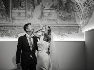 Le nozze di Giandomenico e Cristina