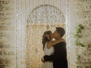 Le nozze di Cristina e Giandomenico