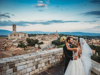 Le nozze di Maria Teresa e Andrea
