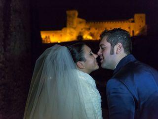 Le nozze di Giorgia e Sean