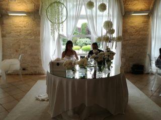 Le nozze di Anita e Raffaele
