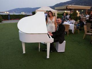 Le nozze di Eleonora e Mattia