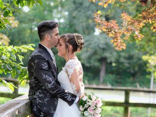 Le nozze di Ilenia  e Mauro