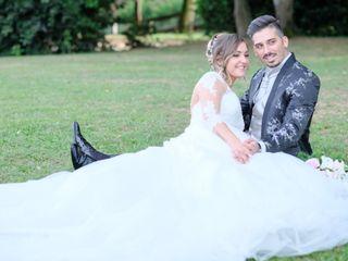 Le nozze di Ilenia  e Mauro 1