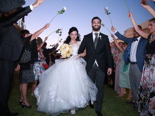 Le nozze di Gioia e Alberto 1