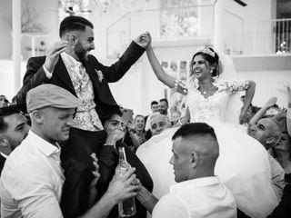 Le nozze di Jessica e Kevin