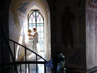 Le nozze di Rosa e Carmine