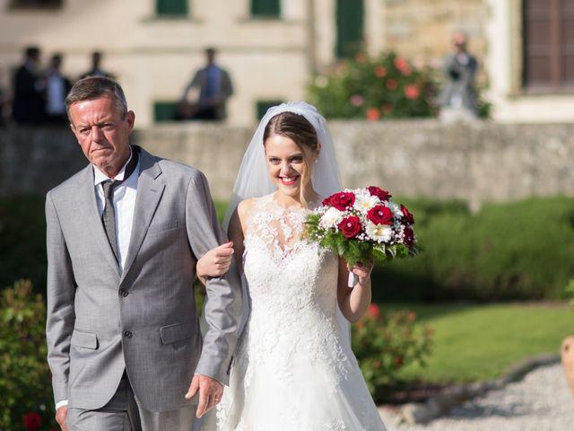 Il matrimonio di Giacomo e Jessica a Arezzo, Arezzo 32