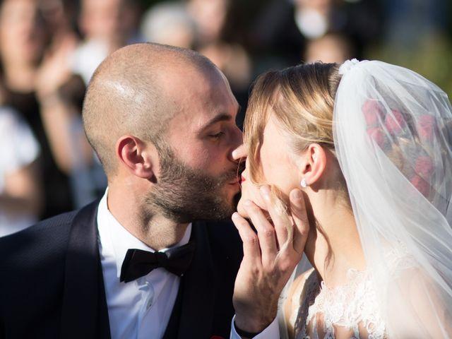 Il matrimonio di Giacomo e Jessica a Arezzo, Arezzo 34