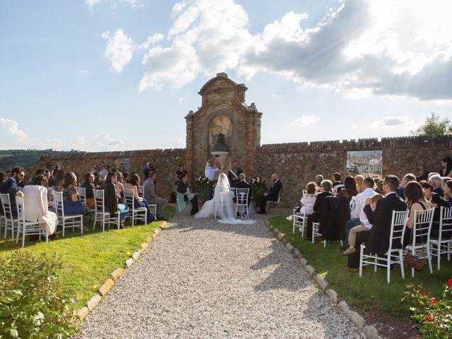 Il matrimonio di Giacomo e Jessica a Arezzo, Arezzo 36