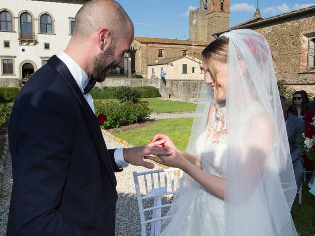 Il matrimonio di Giacomo e Jessica a Arezzo, Arezzo 38